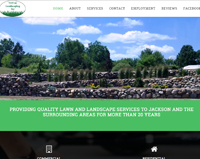 website design jackson michigan
