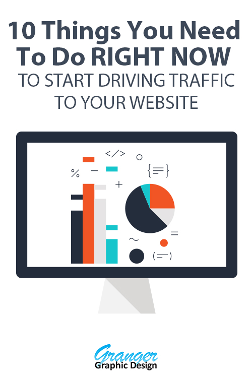 10 things you need to do right now to start driving trapping to your website