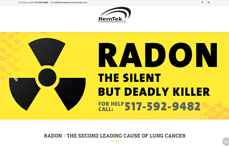 radon the silent but deadly killer, remtek environmental