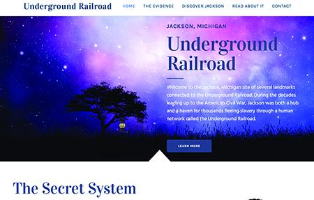 Jackson MI Underground Railroad